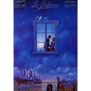 La Boheme, Puccini,  polski...