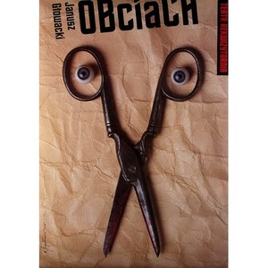Obciach, Polish Theater Poster
