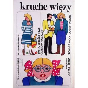 Kruche wiezy, Polish Movie...