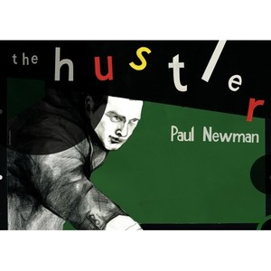 The Hustler, Paul Newman,...