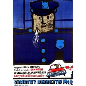 McQ - Samothy detektyw McQ