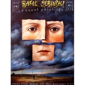 Rafal Olbinski, Recent...