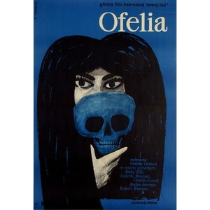 Ophelia, Polish Movie Poster