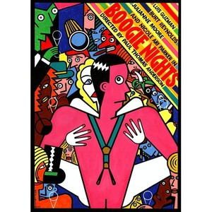 Boogie Nights, Polish Poster