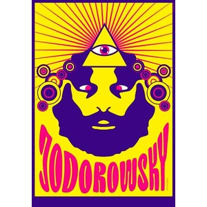 Jodorowsky, Polish Poster