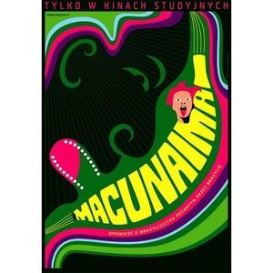 Macunaima, Polish Movie Poster