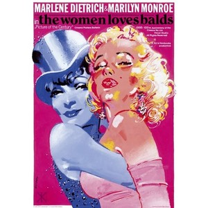 Marlene Dietrich and...