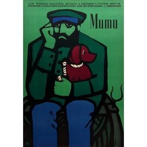 Mumu, Polish Movie Poster
