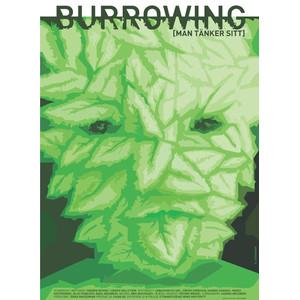 Burrowing, Polish Movie Poster