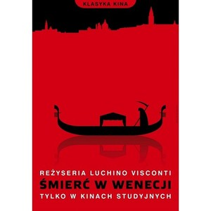 Death in Venice, Polish...
