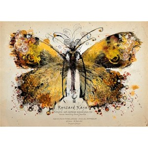 Gold Butterfly, Ryszard...
