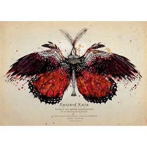 Czerwony motyl, Ryszard...
