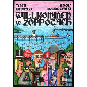 Willkommen w Zoppotach,...
