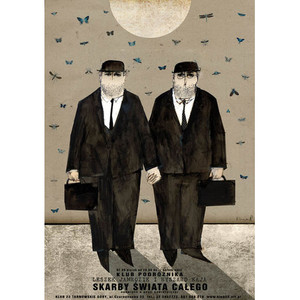 Two Gentelmen Traveling,...