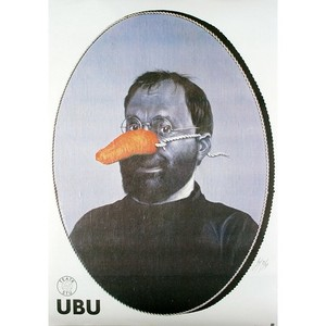 Ubu Roi, Alfred Jarry,...