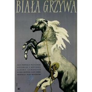 White Mane, Polish Poster
