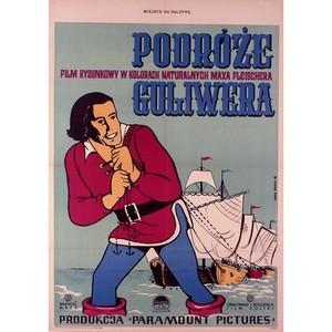 Gulliver?s Travels, Polish...