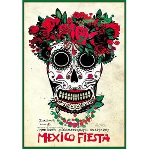 Mexico Fiesta, Polish Poster