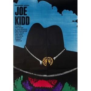 Joe Kidd, Polish Movie Poster