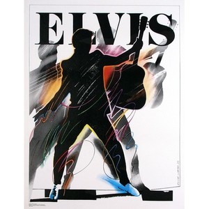 Elvis Presley, Polish Poster