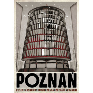 Poznan, Posen, Posnania,...