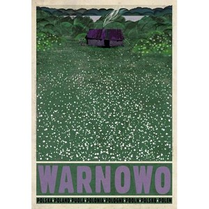 WARNOWO, Polish Village,...