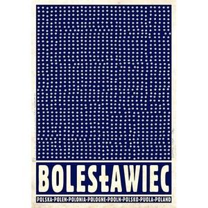 Bolesławiec, polski plakat...