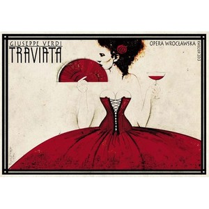 Traviata - Verdi, Polish...