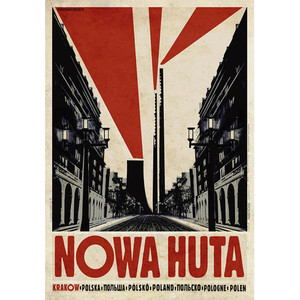 Nowa Huta, Polish Promotion...
