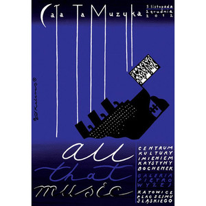 All That Music, Polish Poster