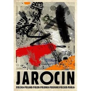 Jarocin, polski plakat...