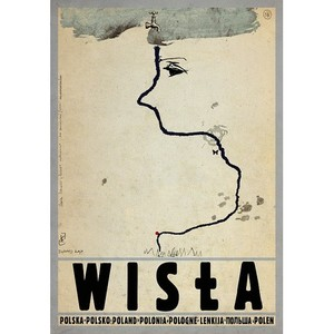 Wisla, Polish Promotion Poster