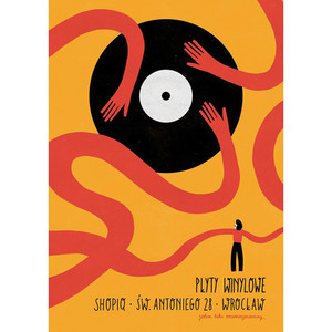 Shopiq, Vinyl Records,...