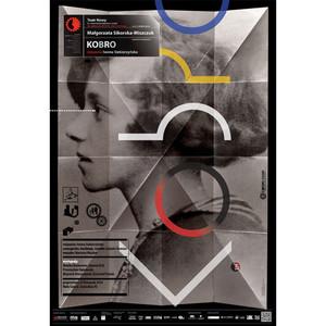 Kobro, Polish Theater Poster