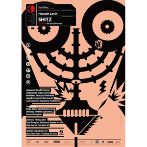 Shitz, Polish Theater Poster