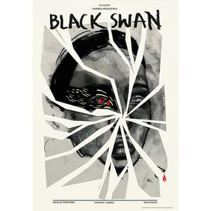 Black Swan, Polish Poster