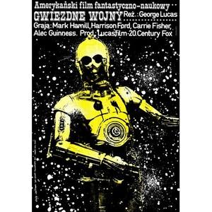 Star Wars C3PO, Polish...
