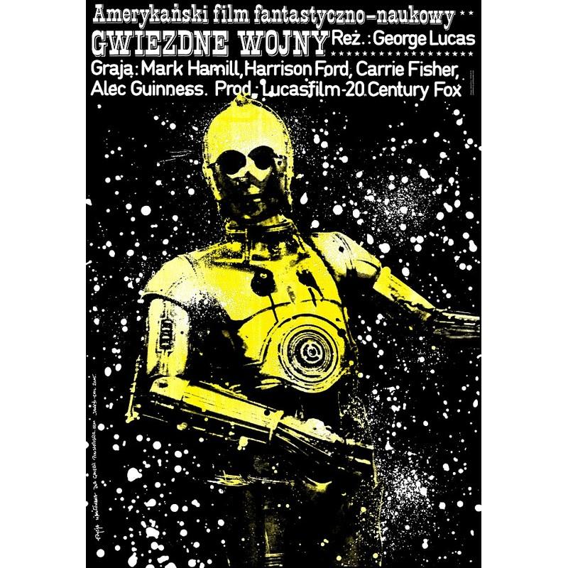 Gwiezdne Wojny Plakat Filmowy Jakub Erol