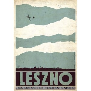 Leszno, City of Gliders,...