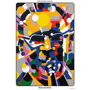Benny Goodman, Plakat z...