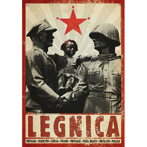 Legnica, Polish Poster,...