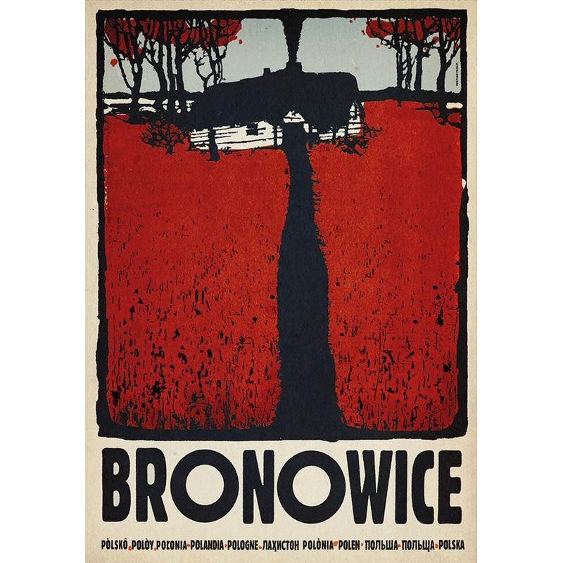 Bronowice Plakat Promocyjny Ryszard Kaja