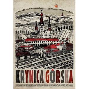 Krynica Gorksa, Polish...