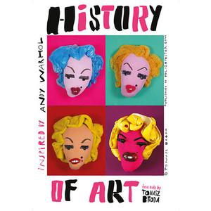Plakat Andy Warhol według...