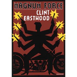 Magnum Force, plakat...