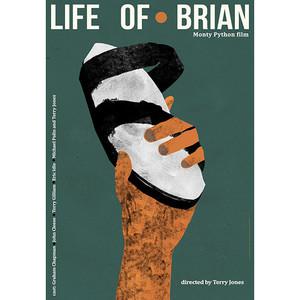 Żywot Briana, plakat...