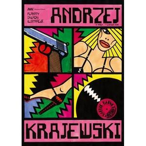 Andrzej Krajewski, plakaty,...