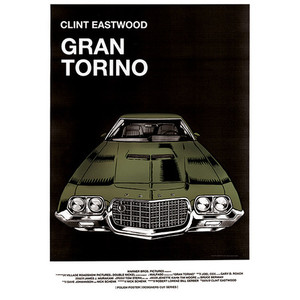 Gran Torino, plakat filmowy