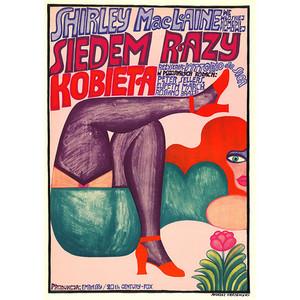 Woman Times Seven, Polish...