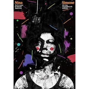 Nina Simone, plakat...